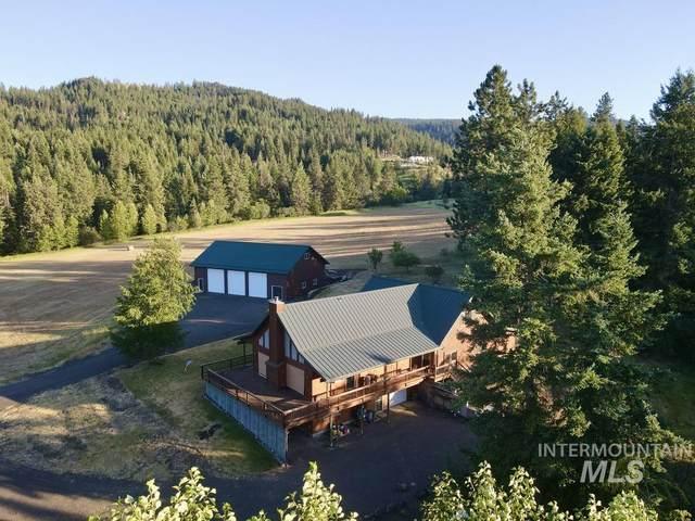 15 Mill Loop Road, Grangeville, ID 83530 (MLS #98811415) :: Boise River Realty