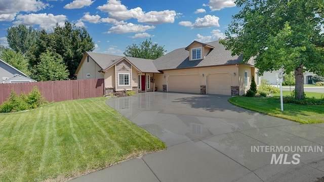 1751 N Man O War, Meridian, ID 83646 (MLS #98811416) :: Michael Ryan Real Estate