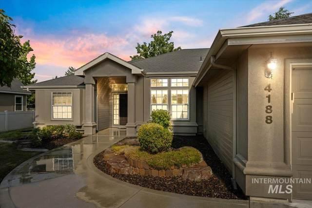 4188 N Zion Park, Meridian, ID 83646 (MLS #98811417) :: Silvercreek Realty Group