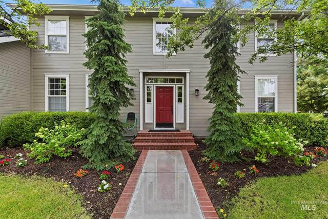 2760 E Parkriver Dr, Boise, ID 83706 (MLS #98811419) :: Michael Ryan Real Estate
