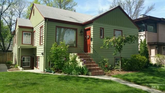 1411 W Fort St, Boise, ID 83702 (MLS #98811439) :: Idaho Life Real Estate