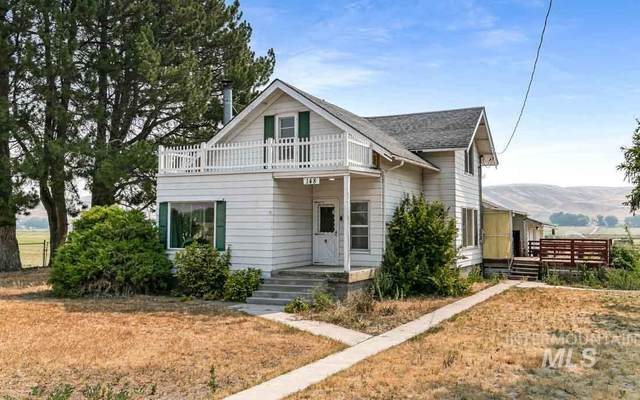148 Glascock, Weiser, ID 83672 (MLS #98811449) :: New View Team