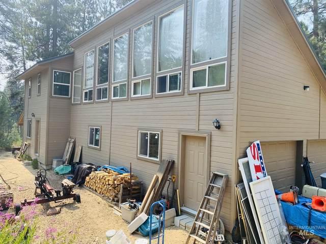 16 Grouse Road, Idaho City, ID 83631 (MLS #98811450) :: Haith Real Estate Team
