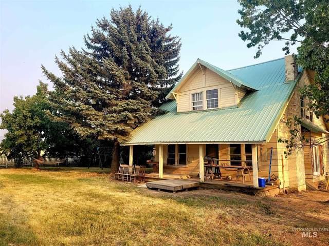 1647 Cedar Ridge Rd, Kendrick, ID 83537 (MLS #98811455) :: Minegar Gamble Premier Real Estate Services