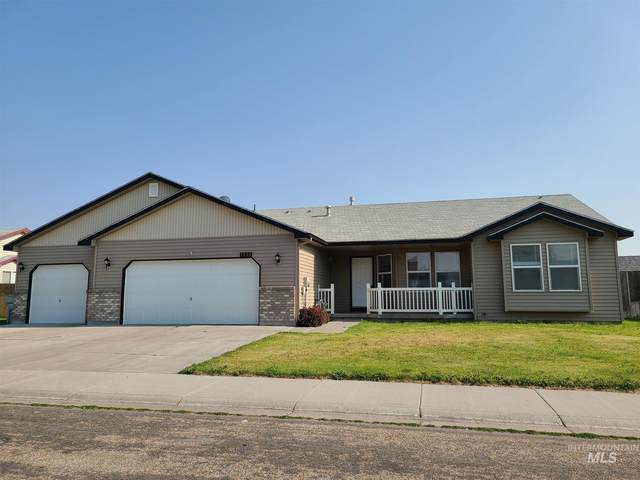 1221 Nw Pintail, Mountain Home, ID 83647 (MLS #98811487) :: Team One Group Real Estate