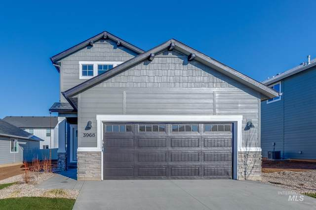 340 S Riggs Spring Ave, Meridian, ID 83642 (MLS #98811495) :: Team One Group Real Estate