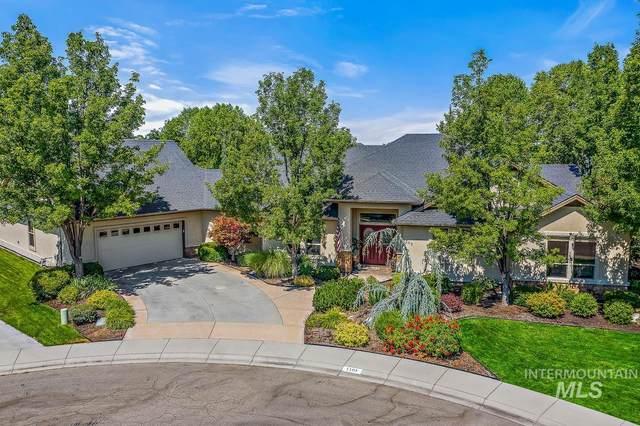 1103 W Oakhampton Dr., Eagle, ID 83616 (MLS #98811519) :: Michael Ryan Real Estate