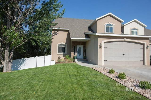 1155 Wall, Pocatello, ID 83201 (MLS #98811534) :: Team One Group Real Estate