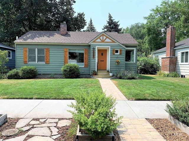 2205 W Pleasanton Ave, Boise, ID 83702 (MLS #98811538) :: Epic Realty