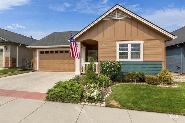 2277 N Eagle Creek Dr, Eagle, ID 83616 (MLS #98811539) :: Silvercreek Realty Group