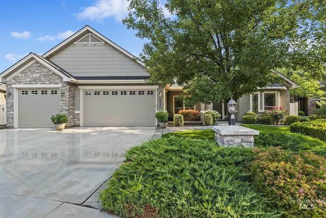 4596 N Trail Blazer Pl, Meridian, ID 83646 (MLS #98811540) :: Haith Real Estate Team