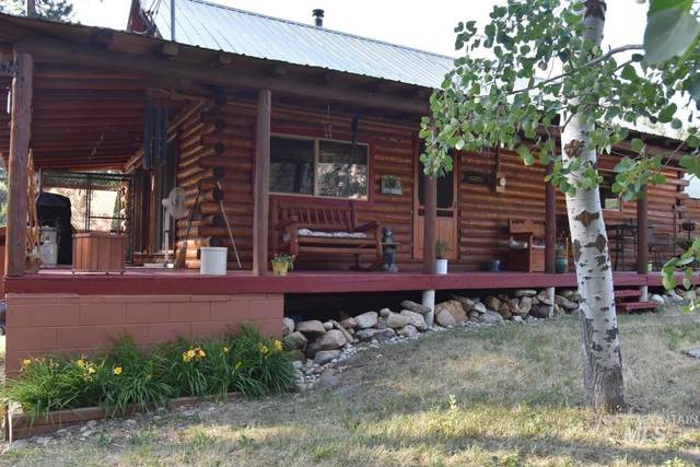94 Meadow Drive, Idaho City, ID 83631 (MLS #98811548) :: Jon Gosche Real Estate, LLC