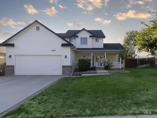 5995 S Wallflower, Boise, ID 83716 (MLS #98811551) :: Silvercreek Realty Group
