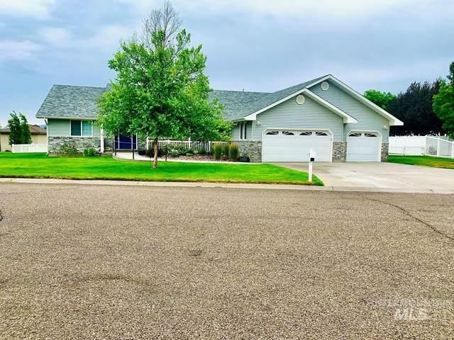 317 Greenbrier Drive, Heyburn, ID 83336 (MLS #98811582) :: Team One Group Real Estate