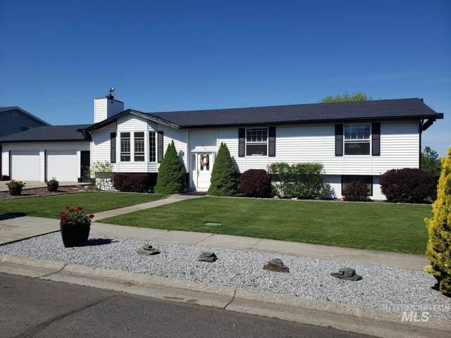 502 Park St, Grangeville, ID 83650 (MLS #98811594) :: Boise River Realty