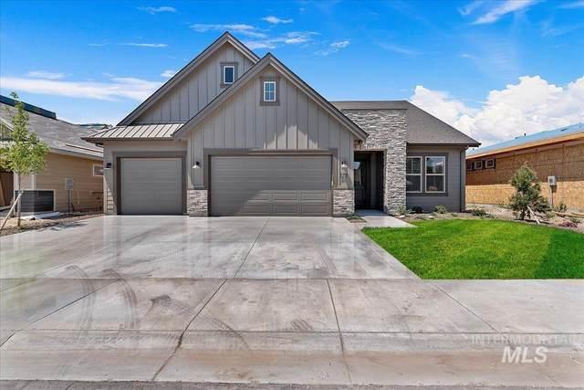 377 S Hamlin Lane, Eagle, ID 83616 (MLS #98811665) :: Team One Group Real Estate