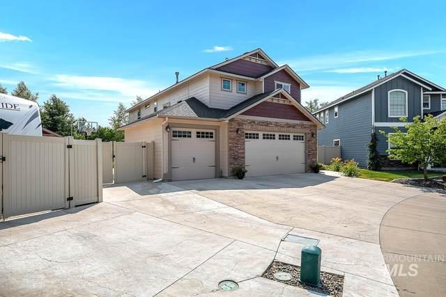 2721 E Van Oker Court, Meridian, ID 83646 (MLS #98811668) :: Boise Home Pros