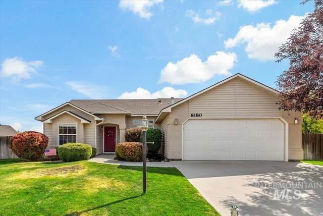 8180 E Mandan Court, Nampa, ID 83687 (MLS #98811676) :: Bafundi Real Estate