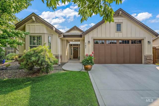 747 W Colbert Street, Meridian, ID 83646 (MLS #98811677) :: Build Idaho