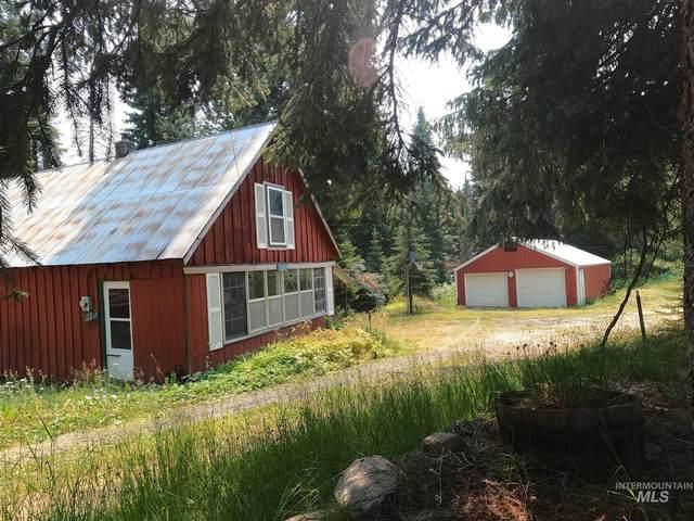596 West Mountain Road, Cascade, ID 83611 (MLS #98811689) :: Jon Gosche Real Estate, LLC