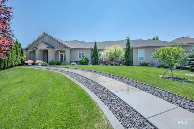 2814 Bayhill Ct, Nampa, ID 83646 (MLS #98811738) :: Haith Real Estate Team