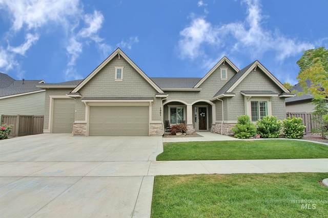 1961 N Rivington Way, Eagle, ID 83616 (MLS #98811740) :: City of Trees Real Estate