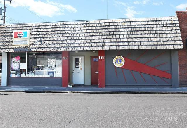 615 Sycamore St, Clarkston, WA 99403 (MLS #98811756) :: Silvercreek Realty Group