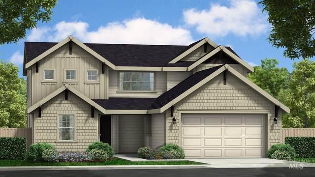 6245 S Hill Farm Way, Meridian, ID 83642 (MLS #98811770) :: Epic Realty