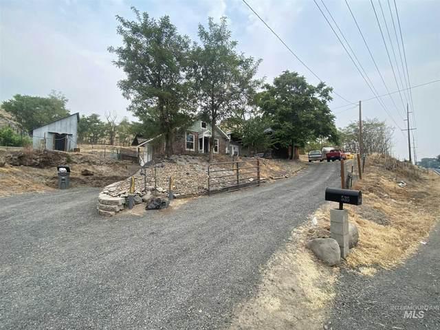 535 Lapwai Road, Lewiston, ID 83501 (MLS #98811779) :: Full Sail Real Estate