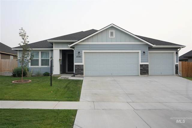4361 E Stone Falls Drive, Nampa, ID 83686 (MLS #98811787) :: Silvercreek Realty Group