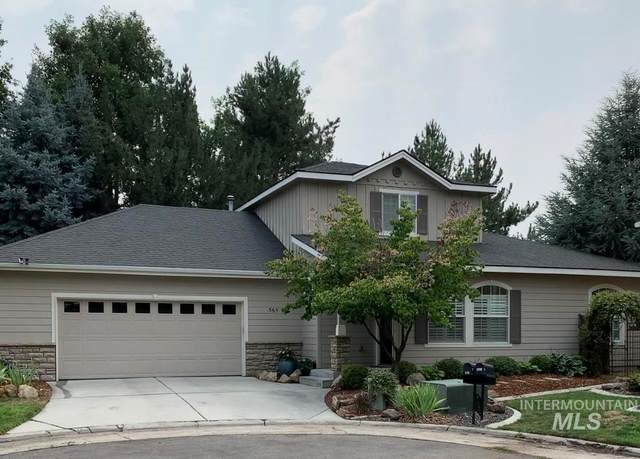 565 E Whitney, Eagle, ID 83616 (MLS #98811790) :: Hessing Group Real Estate