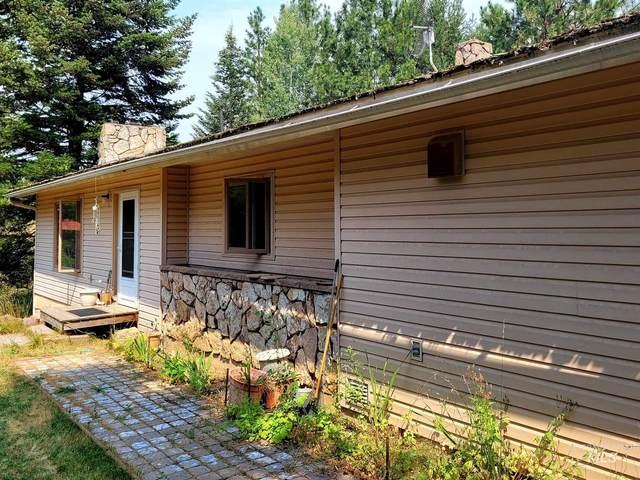 1137 Bear Creek Rd., Princeton, ID 83857 (MLS #98811797) :: Minegar Gamble Premier Real Estate Services