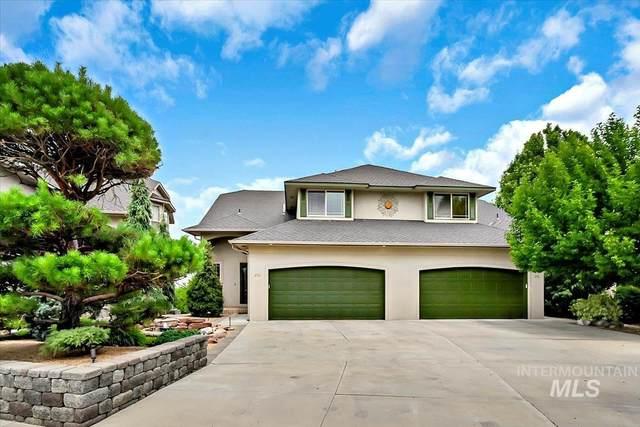 250 E Lake Rim Lane, Boise, ID 83716 (MLS #98811804) :: Michael Ryan Real Estate
