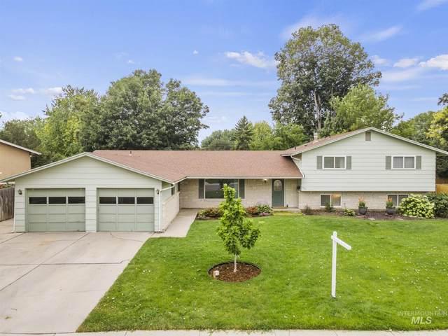 405 S Bitteroot Drive, Boise, ID 83709 (MLS #98811818) :: Build Idaho