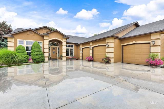 5154 N Lolo Pass, Meridian, ID 83646 (MLS #98811823) :: City of Trees Real Estate