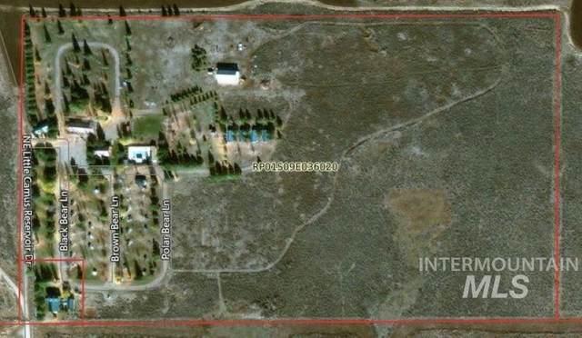 25094 NE Little Camas Res, Mountain Home, ID 83647 (MLS #98811837) :: Haith Real Estate Team