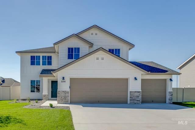 5767 N Oakstone Ave, Meridian, ID 83646 (MLS #98811849) :: Build Idaho