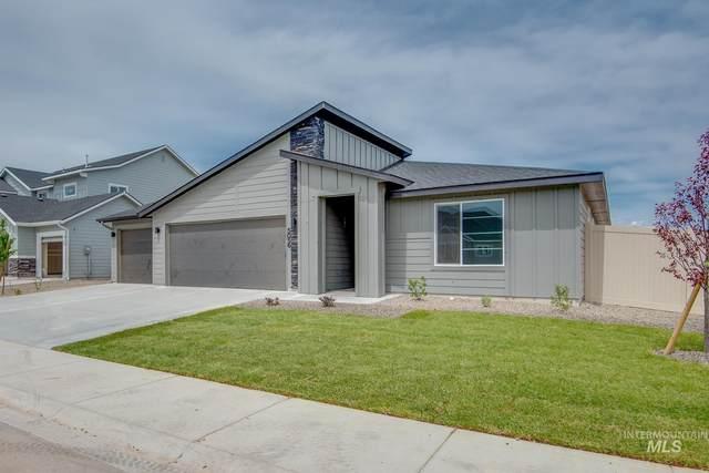 5777 N Oakstone Ave, Meridian, ID 83646 (MLS #98811856) :: Build Idaho