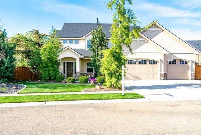 2068 W Tango Creek, Meridian, ID 83646 (MLS #98811864) :: Silvercreek Realty Group