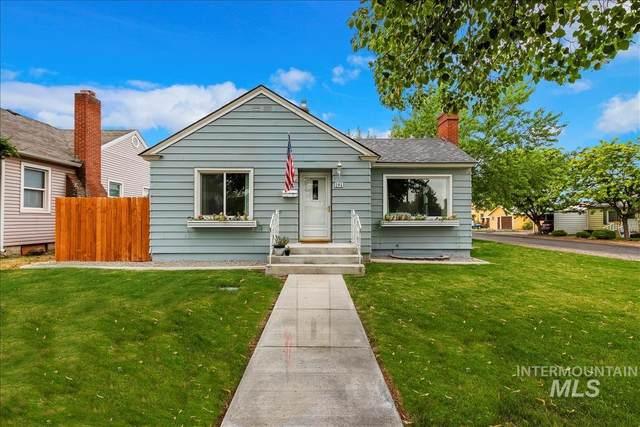191 Polk St, Twin Falls, ID 83301 (MLS #98811880) :: Full Sail Real Estate