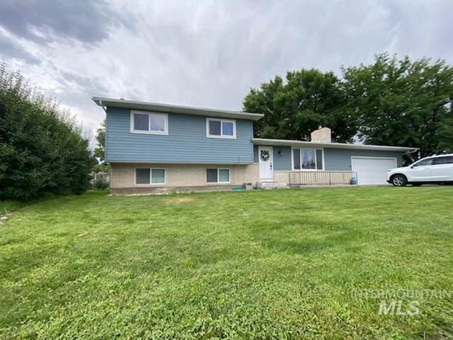 555 W 27th St, Burley, ID 83318 (MLS #98811913) :: Michael Ryan Real Estate