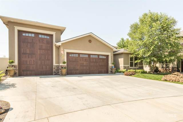 2857 N Cherry Laurel Pl, Star, ID 83669 (MLS #98811917) :: Haith Real Estate Team