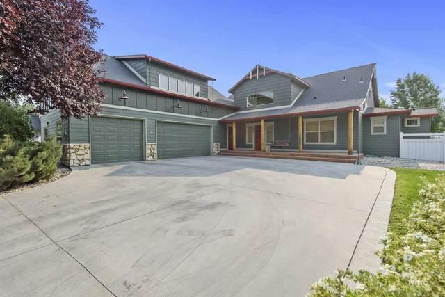3265 N Boulder Creek Ave, Meridian, ID 83646 (MLS #98811926) :: Team One Group Real Estate