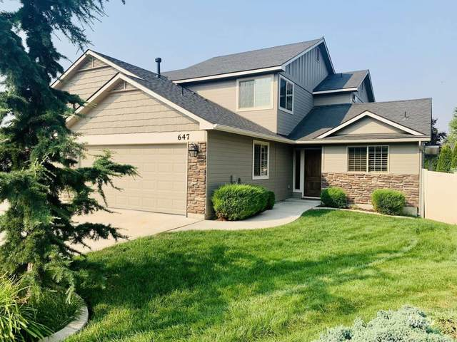 647 N Shadowfox Pl, Eagle, ID 83616 (MLS #98811945) :: Hessing Group Real Estate