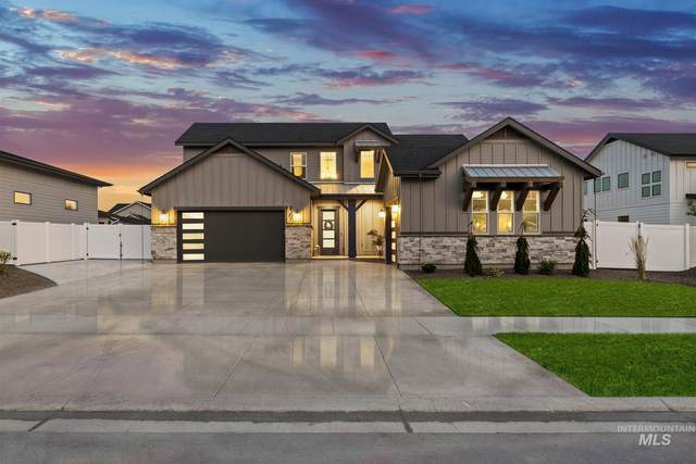 8367 W Sparks Lake Drive, Boise, ID 83714 (MLS #98811967) :: Epic Realty