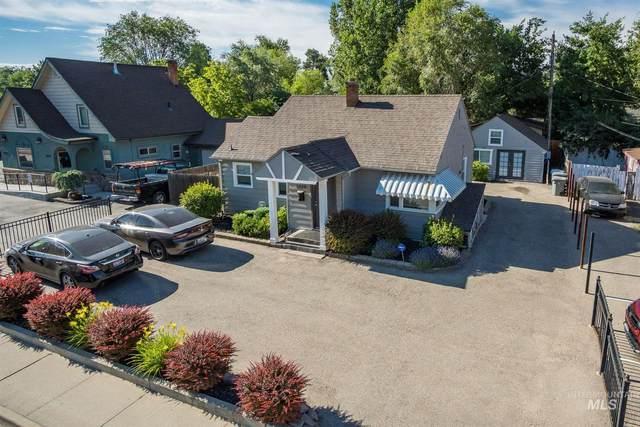3009 W Overland Rd, Boise, ID 83705 (MLS #98811969) :: Full Sail Real Estate