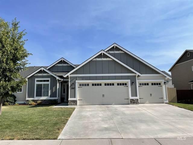760 SW Miner, Mountain Home, ID 83648 (MLS #98811970) :: Silvercreek Realty Group