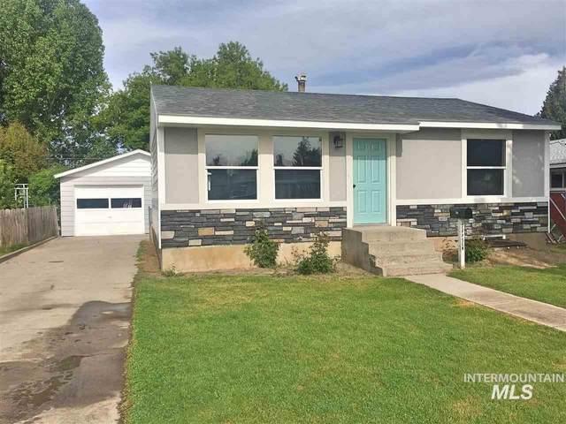 1417 G Street, Rupert, ID 83350 (MLS #98811975) :: Team One Group Real Estate
