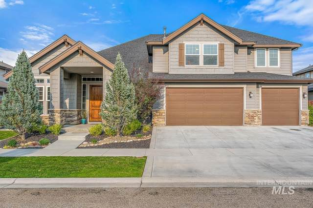 3184 S Fox Leash, Eagle, ID 83616 (MLS #98811978) :: Jon Gosche Real Estate, LLC