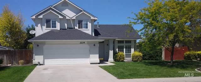 2224 E Royal Ave, Nampa, ID 83686 (MLS #98811986) :: Build Idaho
